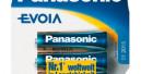 Rekord-Batterie Evoia