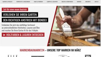 Markenbaumarkt24 geht strategische Partnerschaft ein