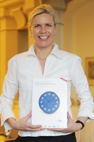 IPD-Referentin Juliane Lemcke