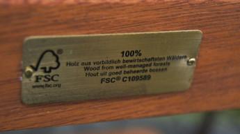 Mehr FSC-Holz auf der Spoga+Gafa