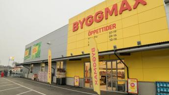 "Byggmax wächst auch wegen ""zuhause bleiben"" um 23 Prozent"