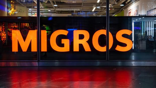 In ihren gesamten Einzelhandlesaktivitäten hat die Migros 2019 den Umsatz leicht gesteigert.