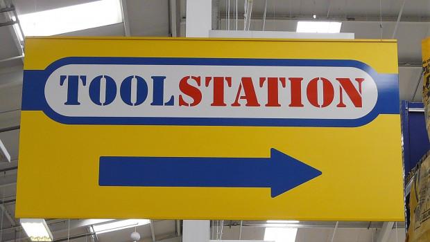 In Großbritannien gibt es rund 280 Toolstation-Standorte.