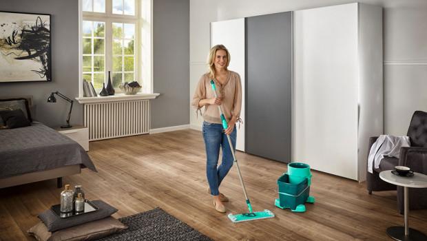 Das Clean-Twist-System wurde vom Magazin ,Haus & Garten Test'sowohl in der Kategorie Flachwischer als auch in der Kategorie Wischmopps als Testsieger ausgezeichnet.