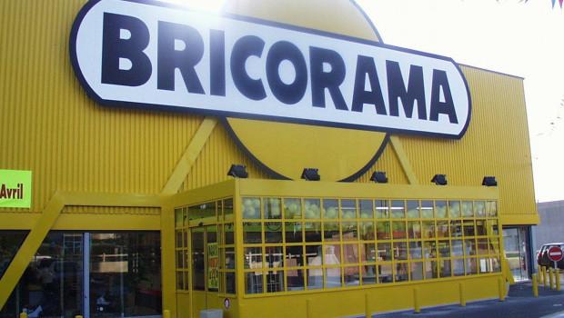 Die französischen und spanischen Bricorama-Märkte werden vom Konkurrenten Bricomarché übernommen.
