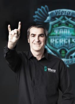 Michael Abel erweitert Wera-Geschäftsführung.