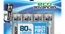 Haushaltsbatterie mit Recycling-Anteil
