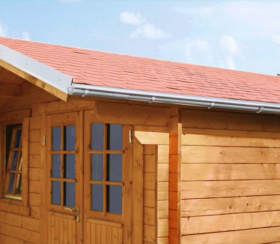 Sarei, Haus- und Dachtechnik