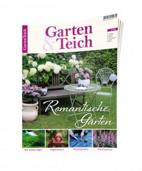 Aus Gartenteich wurde Garten & Teich, Dähne Verlag