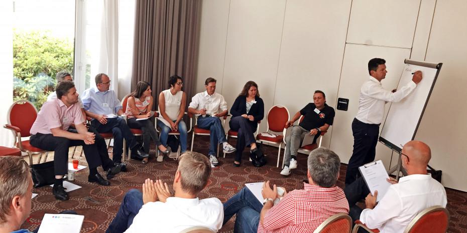 BHB, Praxistag Home Improvement, Barcamp