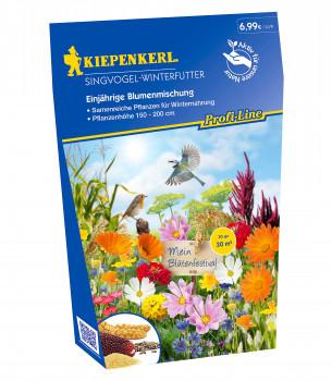 Nebelung, Kiepenkerl, Blumenmischungen