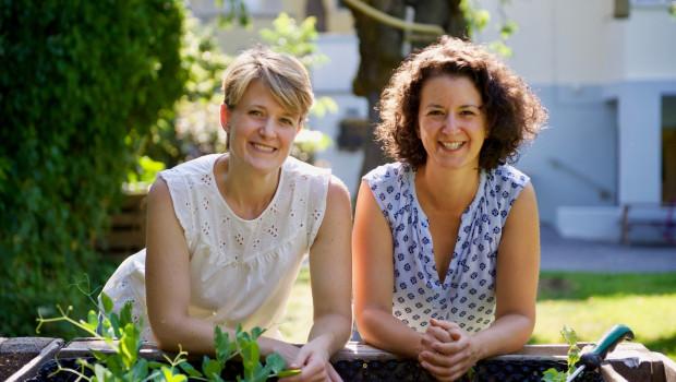 Meine Ernte wurde vor mehr als zehn Jahren von Natalie Kirchbaumer (l.) und Wanda Ganders gegründet.