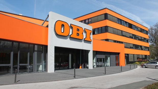 Obi - im Bild die Unternehmenszentrale in Wermelskirchen - baut seinen Vorstand gleich um fünf Positionen auf sieben aus.