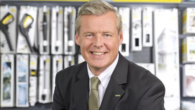 Hartmut Jenner, Alfred Kärcher GmbH & Co. KG