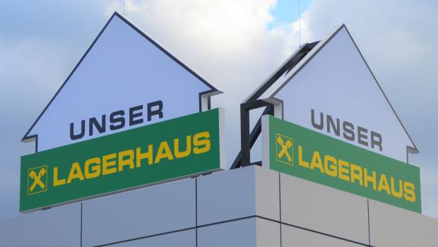 Das Vertriebssystem Lagerhaus wird von der RWA-Tochter AFS betreut.