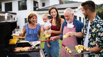 Gasgrill bei Familien am beliebtesten