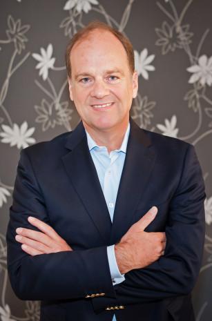 Karsten Brandt, Geschäftsführer vom Verband der Deutschen Tapetenindustrie