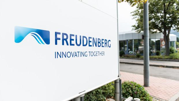 Freudenberg, der mit der Marke Vileda auch in den Baumärkten tätig ist, hat seinen Umsatz 2017 auf 8,590,1 Mrd. € gesteigert.