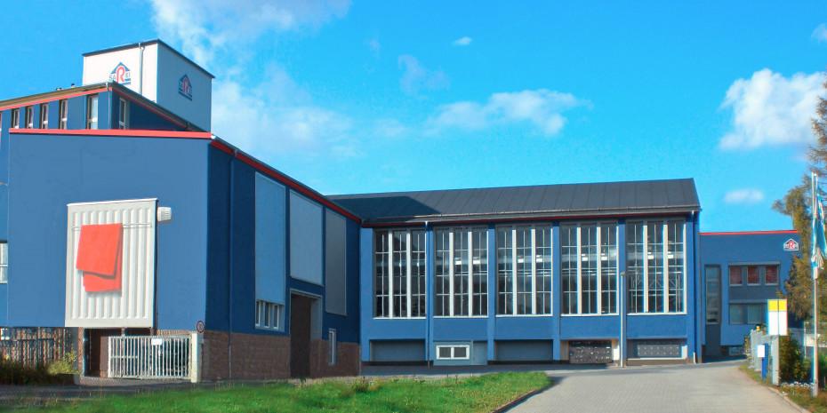 Sarei, Firmengebäude in Chemnitz