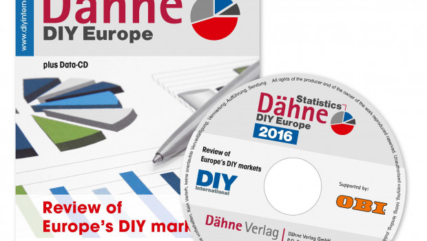 Dähne Statistics DIY Europe