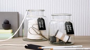 Einfach kreativ: Living Etiketten
