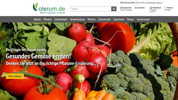 Der Onlineshop Olerum ist 2011 unter Federführung des VDG an den Start gegangen. An ihm sind zahlreiche VDG-Mitgliedsunternehmen beteiligt.