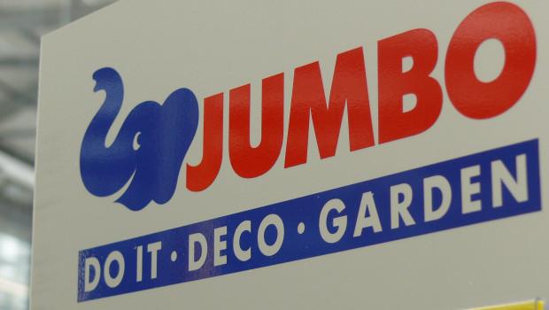 Trotz eines Umsatzrückgangs um 0,5 Prozent ist man bei Jumbo zufrieden mit 2013.