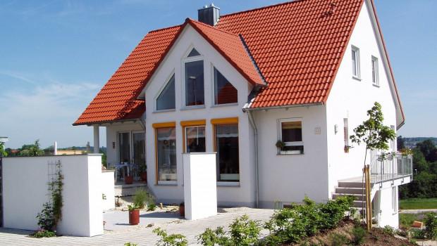Mehr als 87.000 neue Einfamilienhäuser wurden im vergangenen Jahr fertiggestellt.