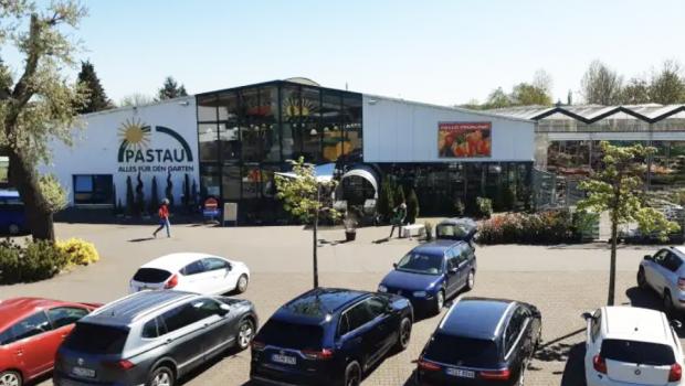 Das Gartencenter Pastau in Lich hat eine Verkaufsfläche von rund 3.500 m²