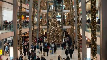 Einzelhändler hoffen auf die Woche vor dem vierten Advent