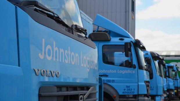 Dachser hat die Mehrheit seines Partners in Irland, der Johnston Logistics Ltd., übernommen.