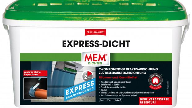 MEM, Bauwerksabdichtung, MEM EXPRESS-DICHT