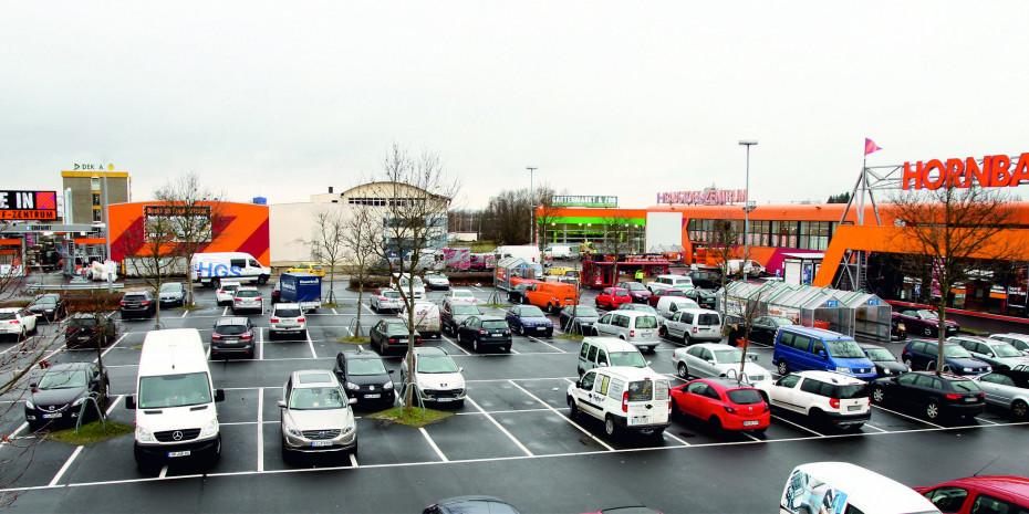 Baumarkt, Drive-In und Gartenmarkt