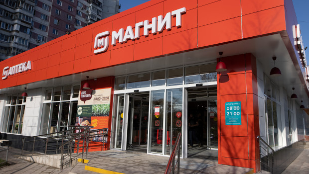 Magnit betreibt ein Filialnetz von 21.500 Supermärkten und Convenience Stores in ganz Russland.