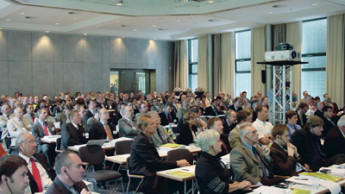 Kongresse: Eine Fülle an Vorträgen gab es auf dem BHB-Gartenfachmarktkongress in Wiesbaden