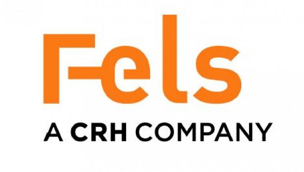 Das Logo von Fels weist auf die neue Konzernzugehörigkeit hin.