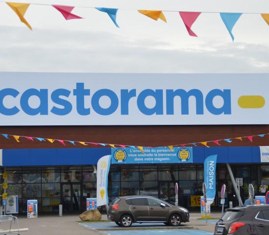 Die Castorama-Märkte in Frankreich haben massiv an Umsatz verloren.