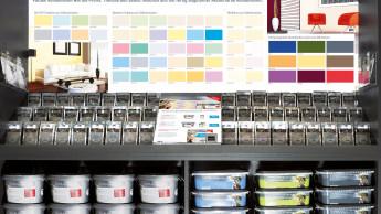 Impulse für die Farbenabteilung