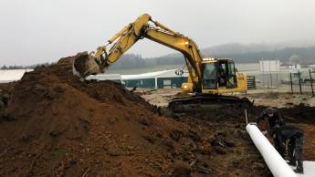 FN Neuhofer zieht Investitionen vor und startet mit dem Neubau