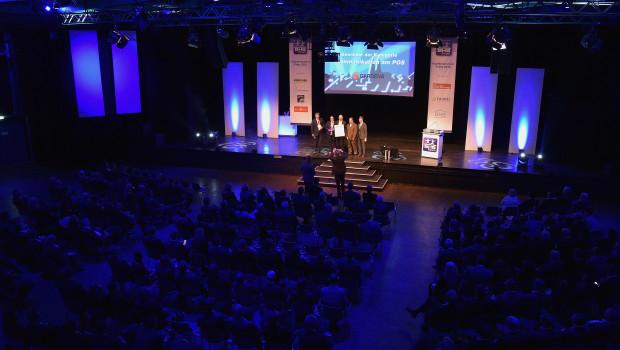 Gestern Abend wurden am zweiten Tag der Internationalen Eisenwarenmesse in Köln die BHB-Kundenservicepreise vergeben.