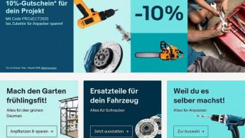 Ebay beweist: Deutsche sind tatsächlich Heimwerker