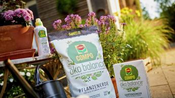 Gärtnern im Gleichgewicht