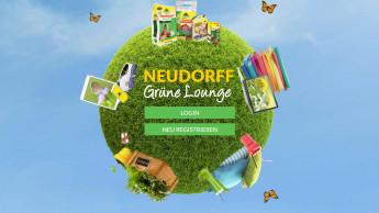 Neudorff richtet im Netz eine grüne Lounge für Fachverkäufer ein