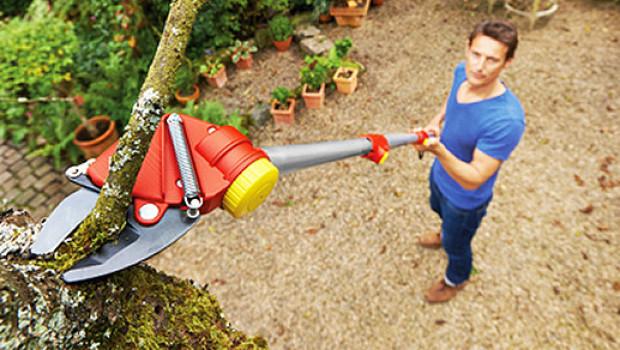 Der Garten- und Motorgerätehersteller Wolf Garten erreichte im Branchenranking den ersten Platz.