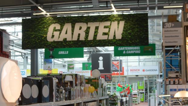 Verglichen mit allen Wettbewerbern aus dem Baumarkt- und Fachhandelsbereich hatte Toom 2020 im Gartengeschäft das höchste Wachstum vorzuweisen.