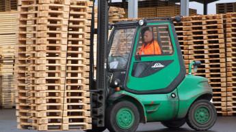 Stark steigende Holzpreise belasten Packmittel-Industrie