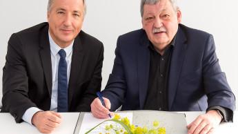 Messe Essen und Floristen kooperieren weiterhin für die IPM