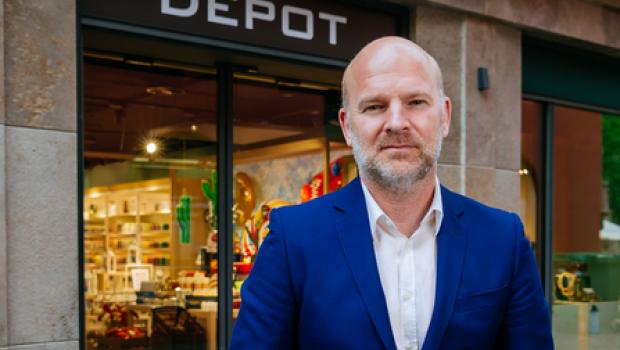 Christian Gries ist nun alleiniger Eigentümer der Gries Deco-Gruppe, die die Depot-Kette betreibt.
