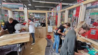 Hagebau startet in Hannover erste Kundenwerkstatt