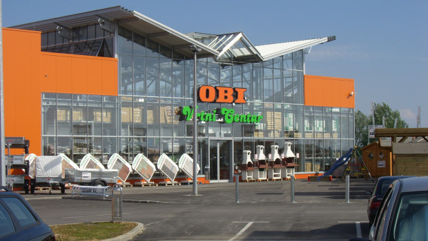 Der Obi-Markt in Slavonski Brod ist einer von zwei verbleibenden Standorten des Unternehmens in Kroatien.